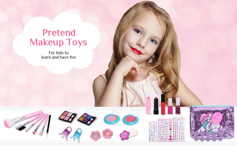 Maquillaje Niñas Set