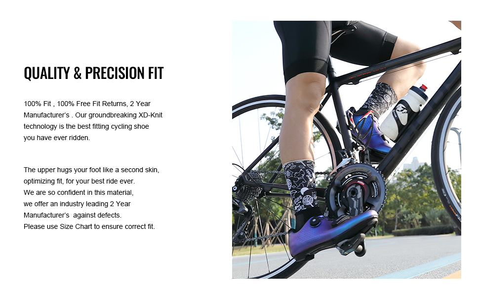 lightweight cycling shoe for men with cleat