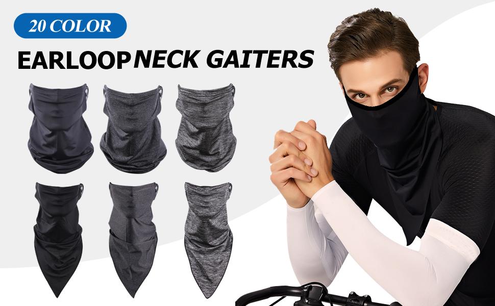 neck gaiter earloop
