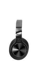 Headphones Foldable  Srhythm NC75 Pro Active Noise Cancelling Headphones Over-ear