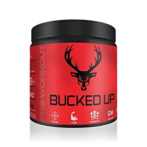 Bucked Up – Woke Blue Pre Workout Review