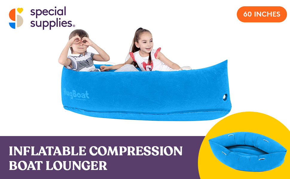 Inflatable Compression Boat