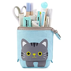 pencil bag stand