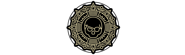 Get that pirates booty logo