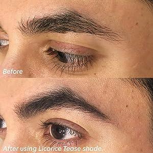 meloway Brow Creation Gel brows gel eyebrows makeup tinted brow gel eyebrow makeup fiber brows