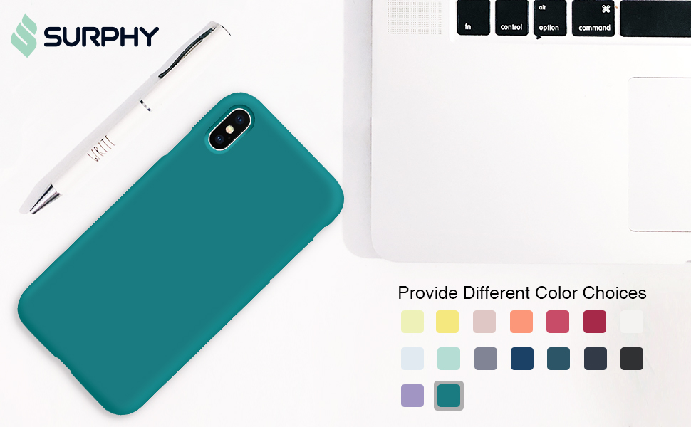 silicone case iphone xs