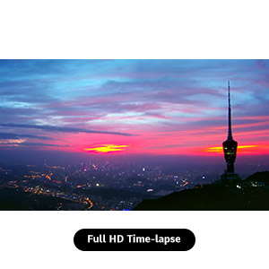 Full HD Time-lapse