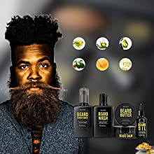 Beard care kit