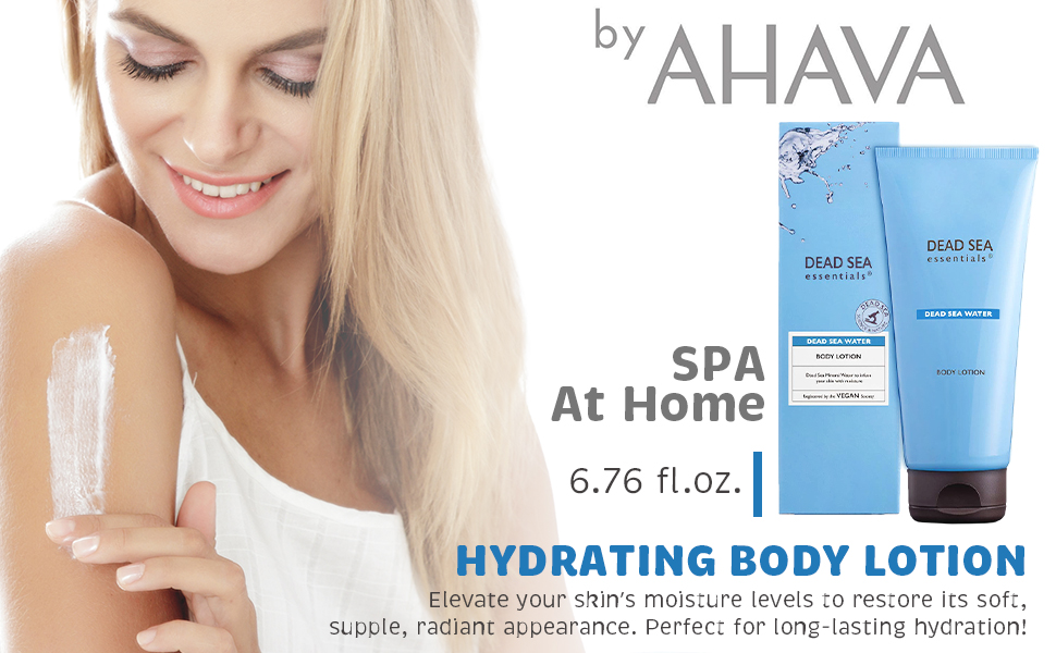 Moisturize, Nourish amp; Scent Your Skin To Perfection With The Miracle Of Dead Sea Water.