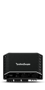 Prime R2-500X4 Amplifier