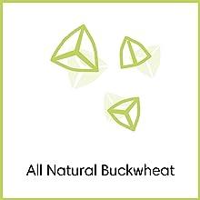 all natural buckwheat