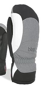 Bliss Flame Women's Mittens