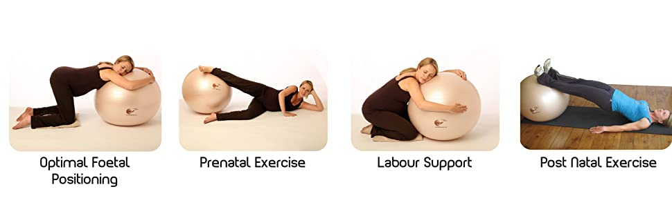 optimal foetal positioning, prenatal exercise,labour support, post natal exercise