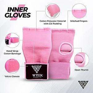 venum hand wraps rdx boxing gloves guantes de boxeo kids boxing mitts hand gloves