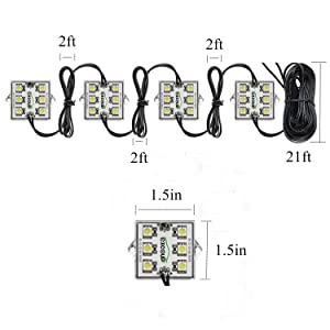 led light for truck