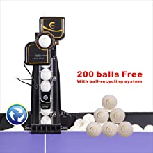 S201 Tabel Tennis Robot