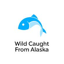 Wild Caught from Alaska