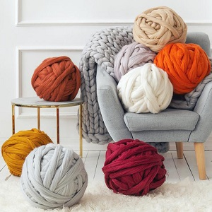 Bulky Wool Roving