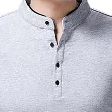 mandarin collar tshirts, collar tshirts, tshirts for mens
