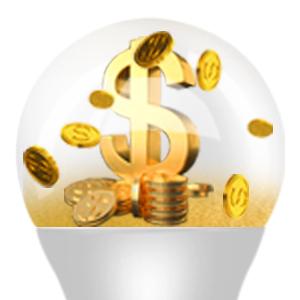cheap led bulb 75W