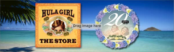 Hula Girl the Store