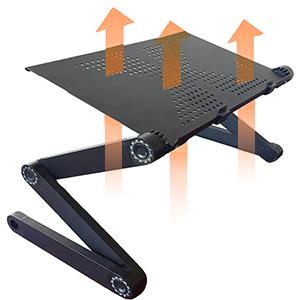 Heat Dissapation Laptop Desk
