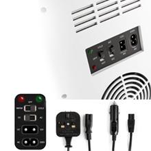 Ultra 6 Multiple Power Options