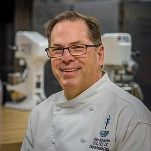 Chef Jeff Bricker