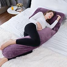 body pillow for leg pain