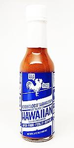 Adoboloco Hawaiian Chili Pepper Water hot sauce Hawaii's traditional condiment