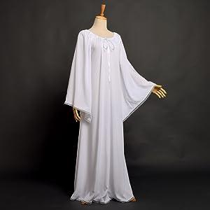 white celtic chemise