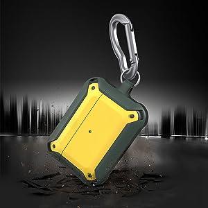 airpod pros case wireless charging accessories protective designer airpods pro case men ulak
