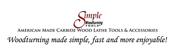 Carbide Lathe Tools for Wood