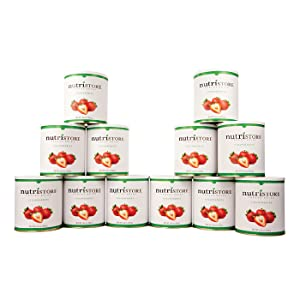 freeze dried cans storage supply