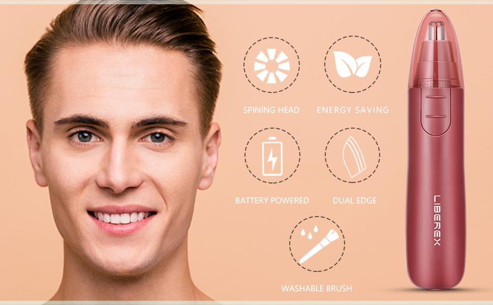 eyebrow trimmer