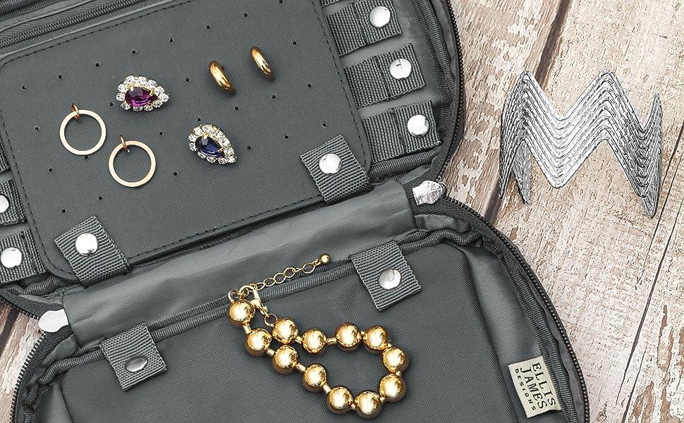 jewelry case travel, jewelry binder, jewelry organizer for travel, jewelry organizers and storage