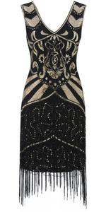 Metme 1920s Flapper Dress