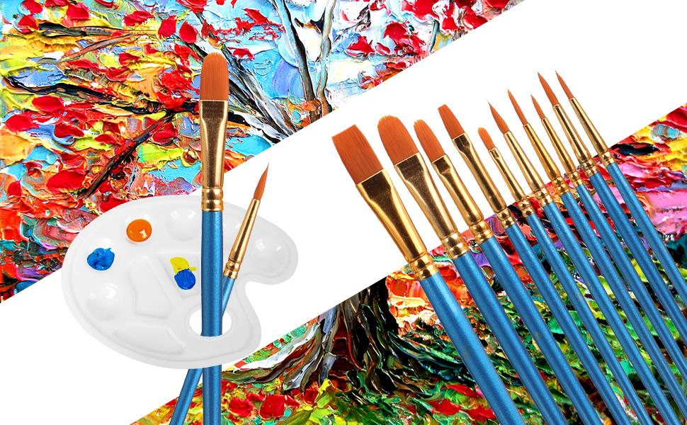 10 Brush + 4 Palette 3
