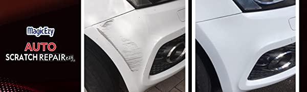 auto car paint touchup scratch repair