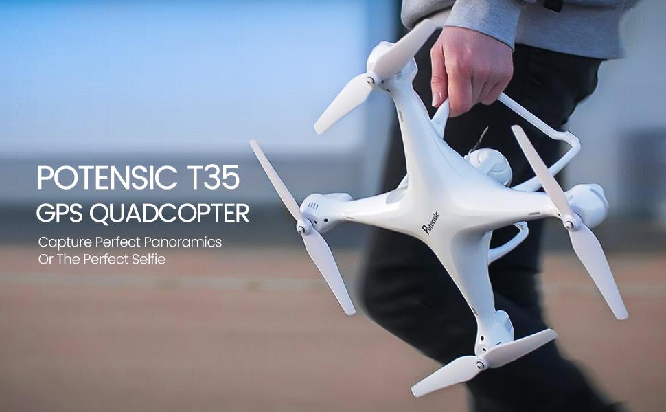 Drone GPS Potensic T35 avec caméra