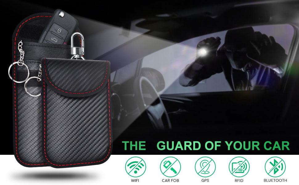 anti theft keyless enter defender safe wireless large electronic discovery car remote key protector