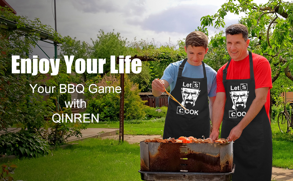 BBQ game with QINREN