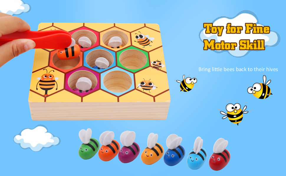 Toy for fine motor skill