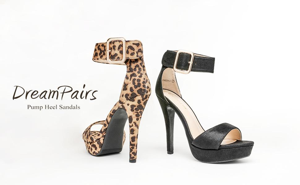 ONEDA-3 heeled sandals