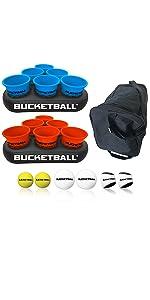BucketBall Beach Edition Party Pack