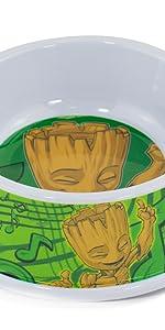 Groot Dog Bowl