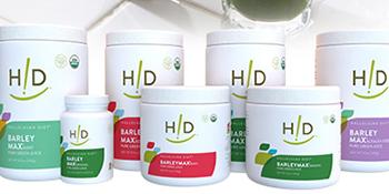 Hallelujah Diet products