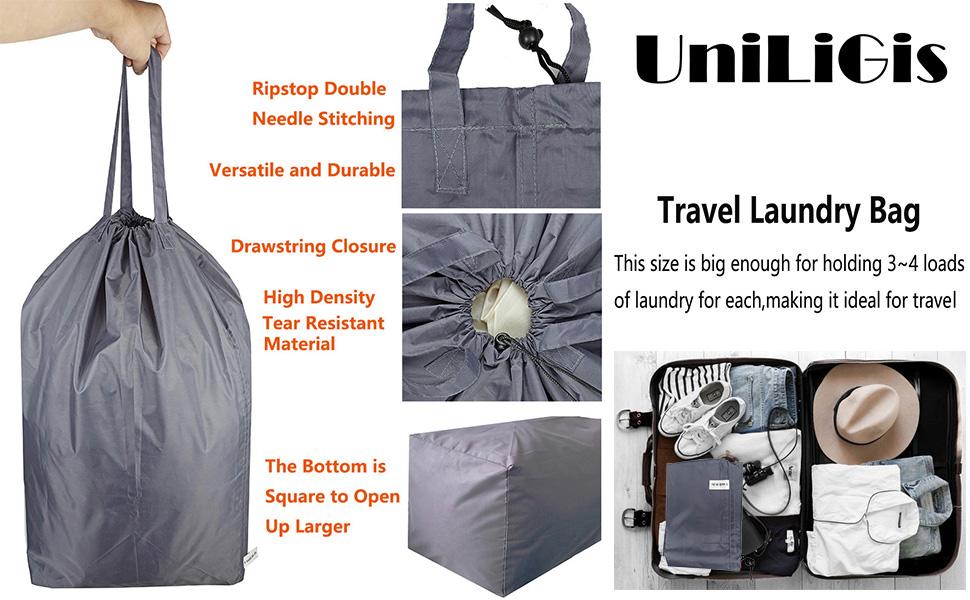 laundry bag scenario