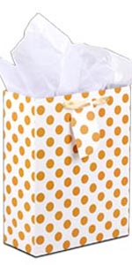 Amazon.com: Gift Bags with Handles- WantGor 10.6x7.9x3.6inch ...