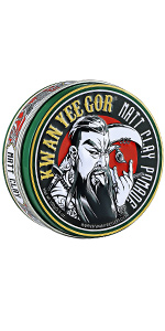 Matte Clay Pomade